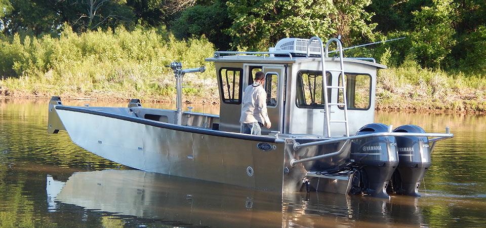 Life Tyme Boats - Custom Aluminum Boats