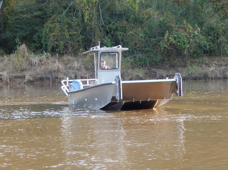 Custom Aluminum Boats Life Tyme Boats