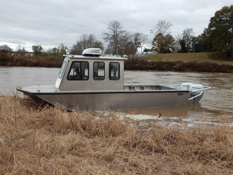 Custom Aluminum Boats - Life Tyme Boats